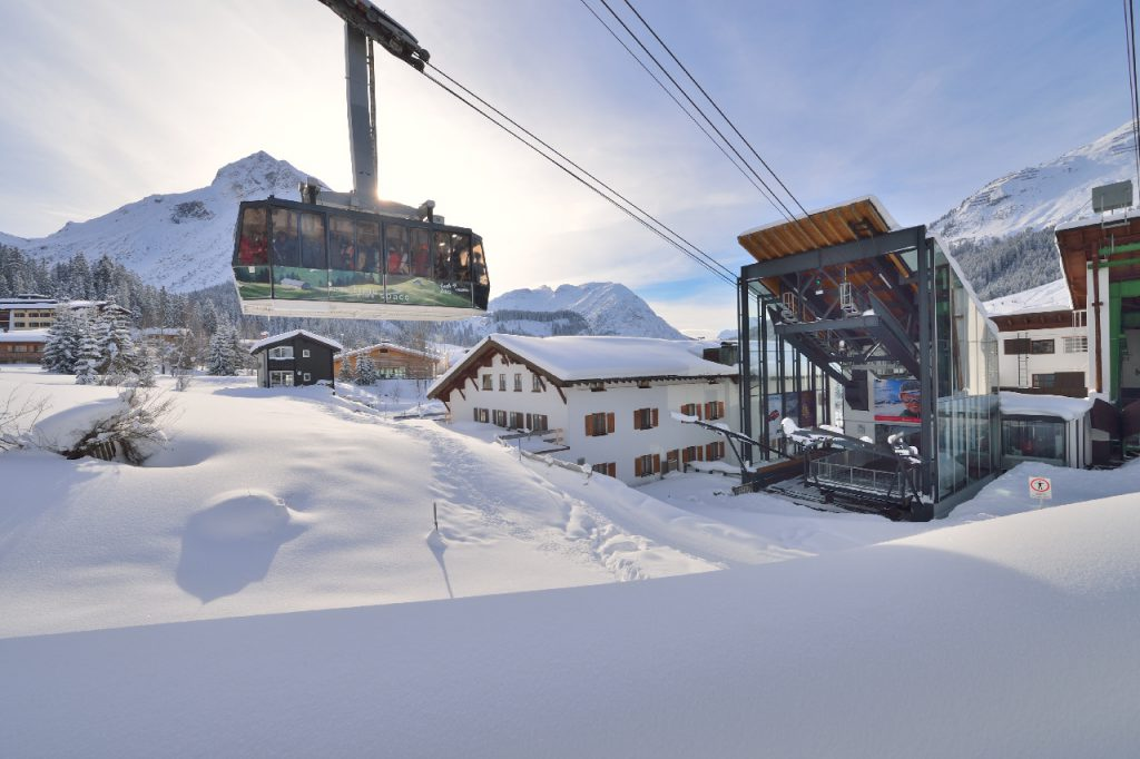 Ski+Arlberg