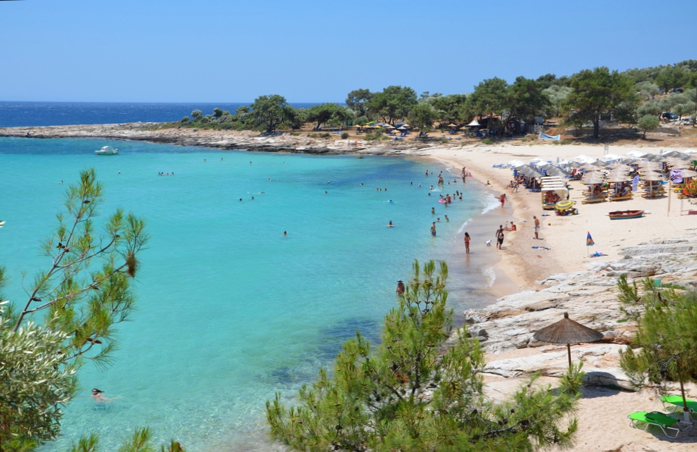 Rossogremos Beach