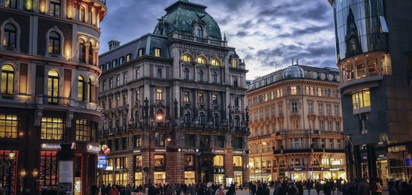 Из Киева в Вену и обратно за 20 Евро